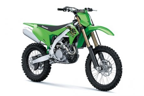 2021 Kawasaki KX450XC