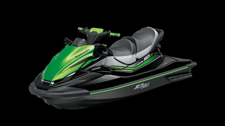 2021 Kawasaki JET SKI STX 160LX