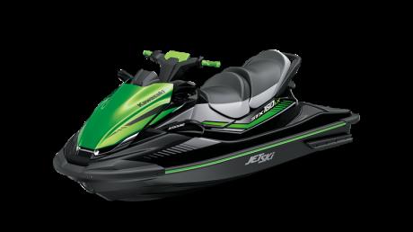 2020 Kawasaki JET SKI STX-160LX