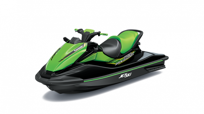2021 Kawasaki JET SKI STX 160X