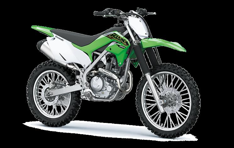 2021 Kawasaki KLX230R