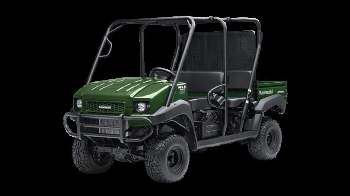 2020 Kawasaki MULE 4010 TRANS 4×4