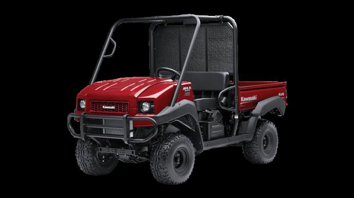 2021 Kawasaki MULE 4010 4×4